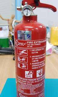 Selling OREX Fire Extinguisher 1/2/4 KG
