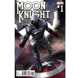 MOON KNIGHT #1,3,4,5,6,7 & 8 (2011)