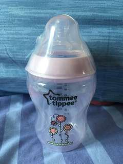 Tommee Tippee Pink Bottle