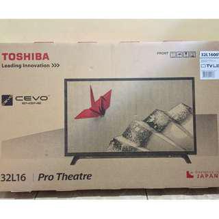 LED TV Toshiba Pro Theatre 32 inch