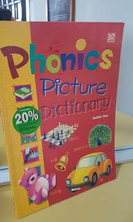 phonics picture dictionary
