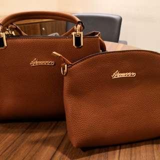 2 Handbags NEW