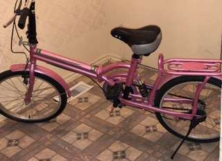 Pink Bike/ BRAND NEW