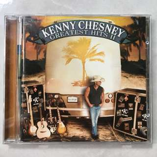 Kenny Chesney - Greatest Hits II CD album