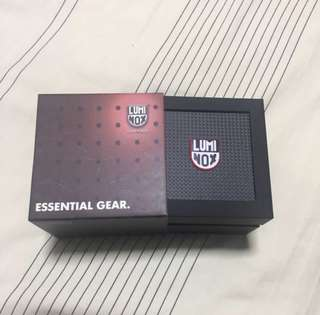 Luminox Watch Box