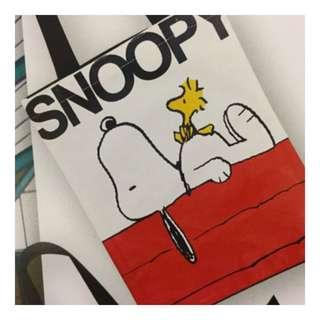 📮包平郵🆕 U Magazine X Snoopy tote bag