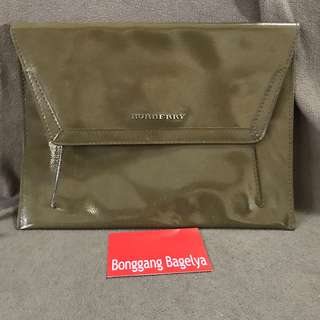 Burberry Envelope Clutch