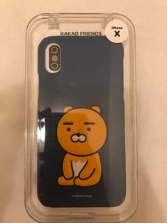 Kakao friends Ryan iPhone case 硬殻