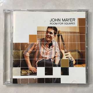 John Mayer - Room for Squares CD album
