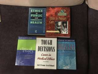 Medical ethics and medical law negligence.