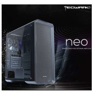 Tecware Neo Mesh Tempered Glass TG ATX 3 Fans inclusive