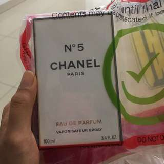 Channel parfume Eau de Toilette