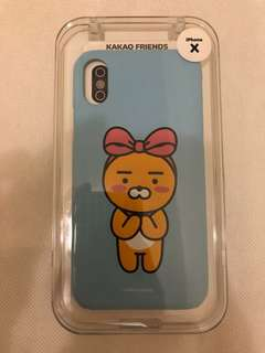 Kakao friends Ryan iPhone case 硬殻