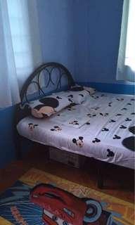 Single bed frMe