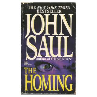 John Saul - The Homing