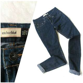 ANCHOR BLUE • Jeans