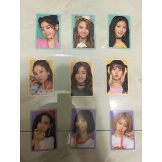 TWICE What Is Love? Photocard