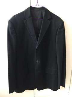Biem navy blue suit (jacket & pants)