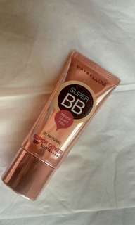 Maybelline Super BB Cream Super Cover SPF 50 Shade 01 Natural