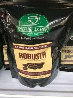 咖啡豆Robusta