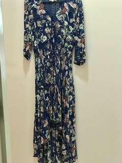 Showpo Lone Traveller maxi dress (plus size)