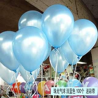 🚚 Balloons