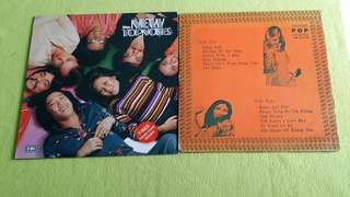 Pding  LOCAL BAND .NEW TOPNOTES . where do we go from here ● POP . ( buy 1 get 1 free )  vinyl record