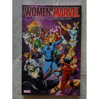 Women of Marvel - Celebrating Seven Decades