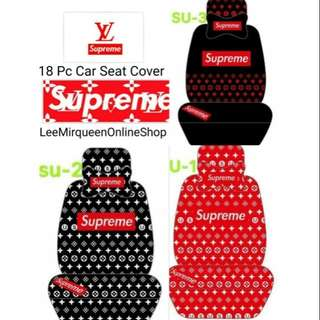 NEW SUPREME CAR SEAT COVER