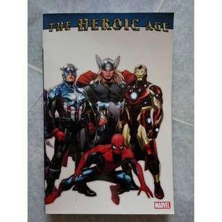 Marvel comics - The Heroic Age