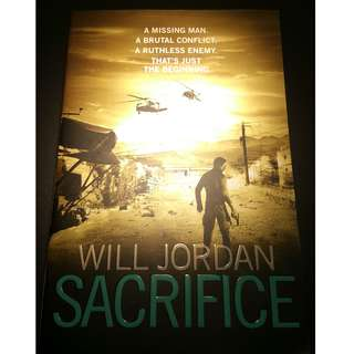 Sacrifice Will Jordan