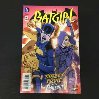 Batgirl 46 DC Comics Book Batman Movie Justice League