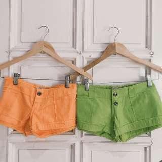 Beach short shorts