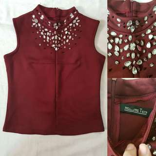 sequened top beautiful and affordable