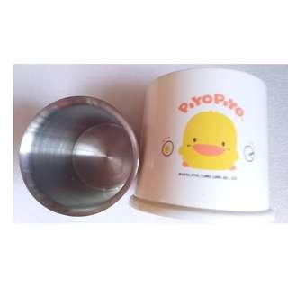 黃色小鴨PiyoPiyo-調乳保溫容器