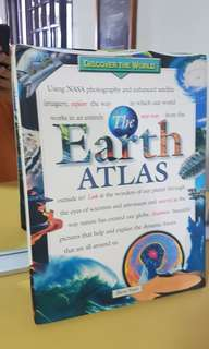 earth atlas