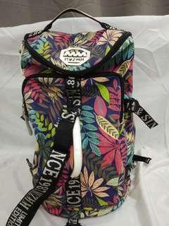 Three way travel backpack