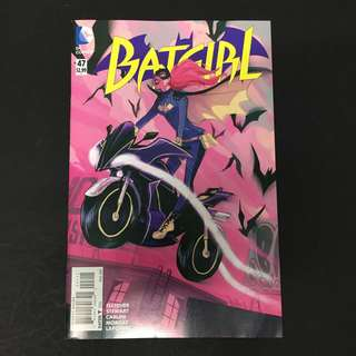 Batgirl 47 DC Comics Book Batman Movie Justice League