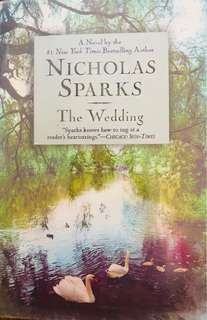 Nicholas Sparks: The Wedding