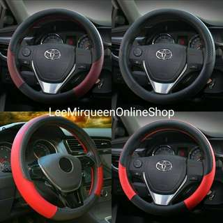 Microfiber Leather Steering Wheel Cover