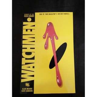 Watchmen (DC comics) - Alan Moore / Dave Gibbons