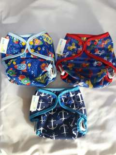 Ecopwet cloth diaper cover