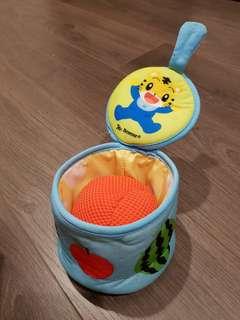 🚚 巧虎 布球玩具