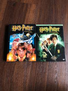 🚚 DVD Movies Harry Potter