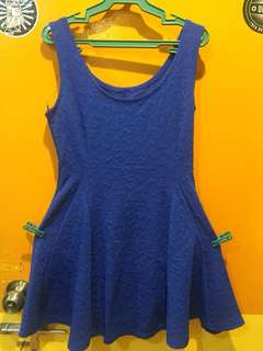 Ladies Mini Dress (stretchable)