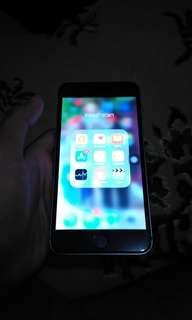 Iphone 6 plus 64gb EX Garansi ibox