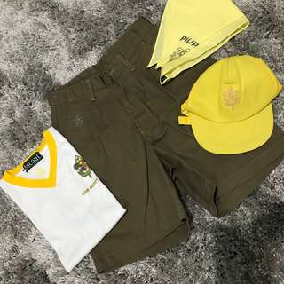 Boyscout Uniform