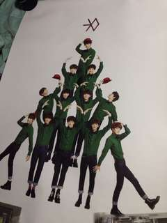 MIRACLES IN DECEMBER OFFICIAL POSTER (KR PRESS)