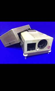 Vintage Collectable: Leizt Wetzlar Pradovit Slide Projector 35mm