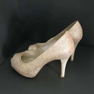 Sprinkle Wedding High heels